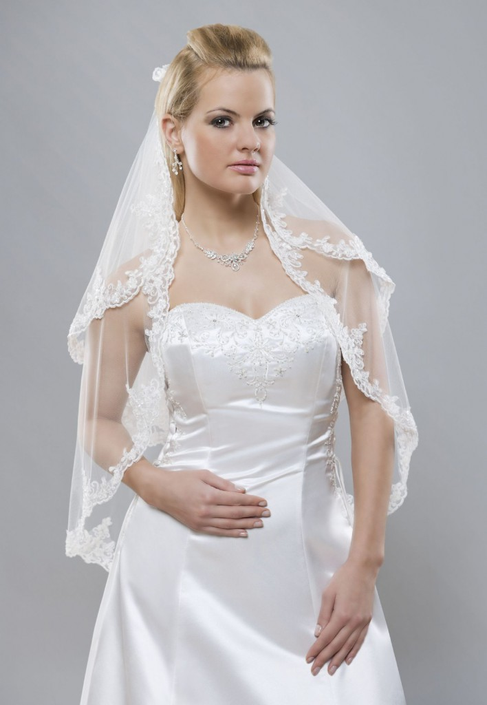 Looking For The Perfect Wedding Veil
