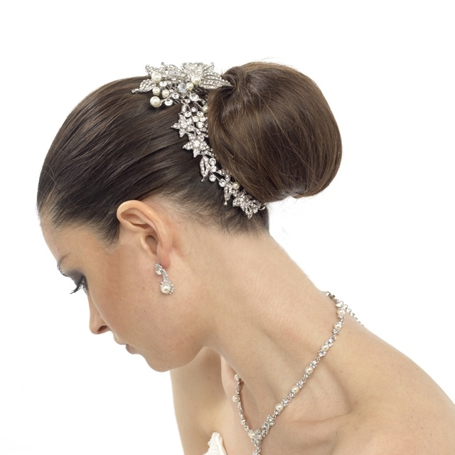 Bridal Jewellery, Wedding Hair Accessories, Bespoke Veiled Fascinators ...