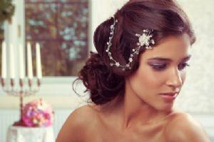 wedding hair accessories, bridal hair vines