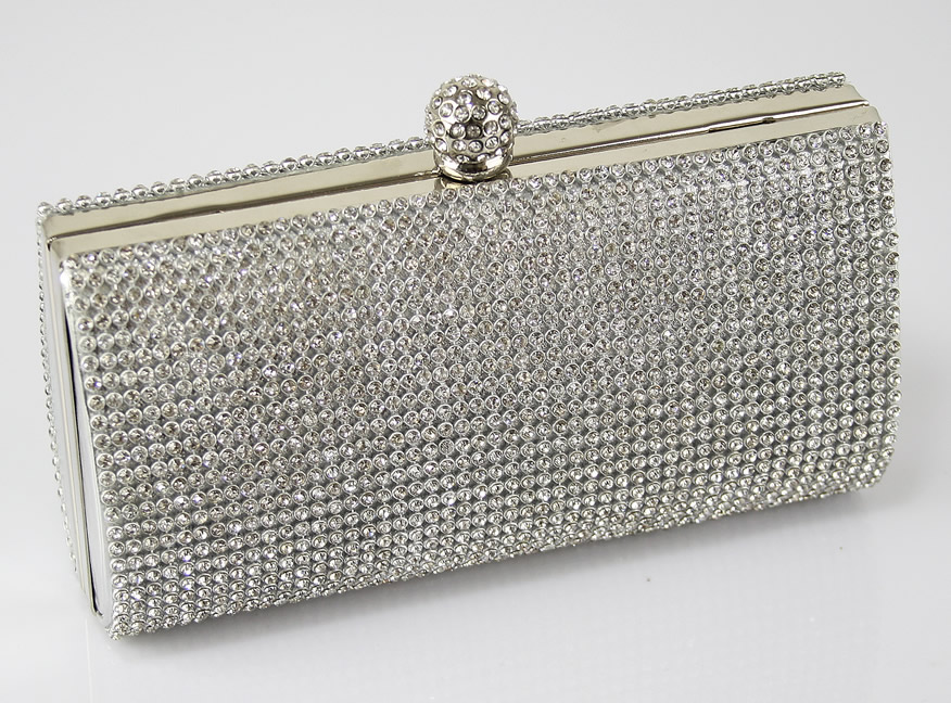 evening clutch bags, wedding clutch bags, crystal bags